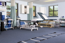 recovery room, room, beds, hospital, illness